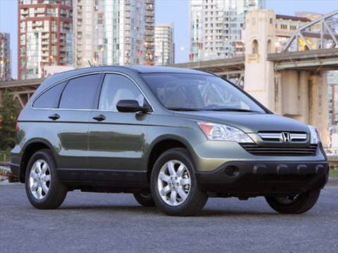 2008 Honda Cr V. 22 MPG Combined