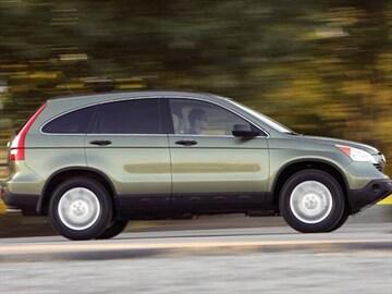 2008 Honda Cr V Exterior