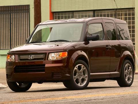 2008 honda element pricing ratings reviews kelley blue book. Black Bedroom Furniture Sets. Home Design Ideas