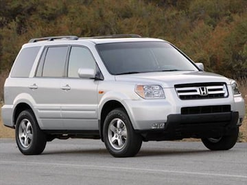 2008 honda pilot pricing ratings reviews kelley. Black Bedroom Furniture Sets. Home Design Ideas
