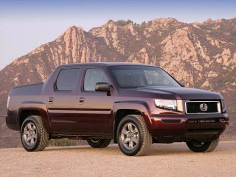 2008 Honda Ridgeline Pricing Ratings Amp Reviews Kelley