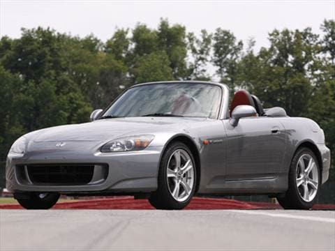 2008 Honda S2000 Pricing Ratings Reviews Kelley Blue Book