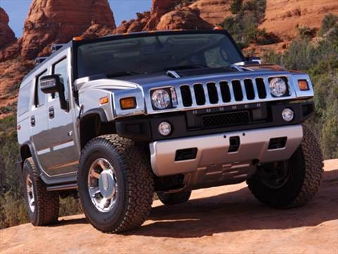 2008 Hummer H2 Pricing Ratings Reviews Kelley Blue Book