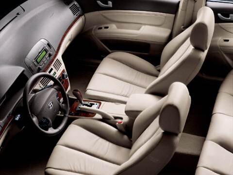 2008 Hyundai Sonata Interior ...