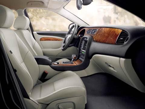 2008 Jaguar S Type Interior ...