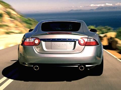 ... 2008 Jaguar Xk Exterior