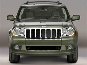 2008 jeep grand cherokee pricing ratings reviews kelley blue book. Black Bedroom Furniture Sets. Home Design Ideas