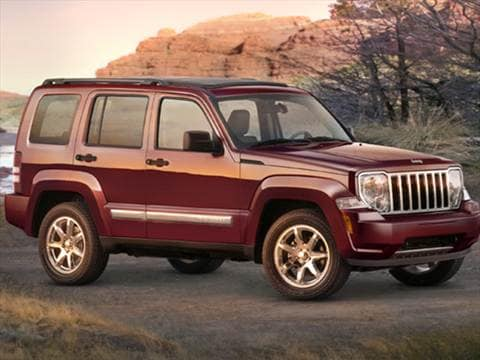 2008 Jeep Liberty Sport Utility 4D  photo
