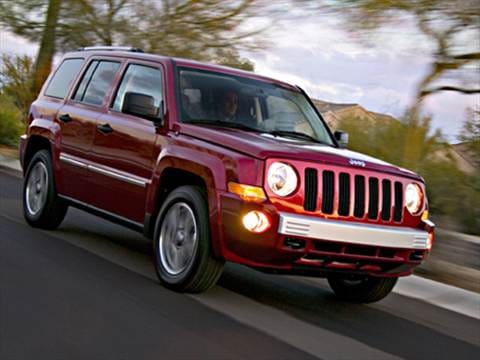 2008 Jeep Patriot Sport Utility 4D  photo