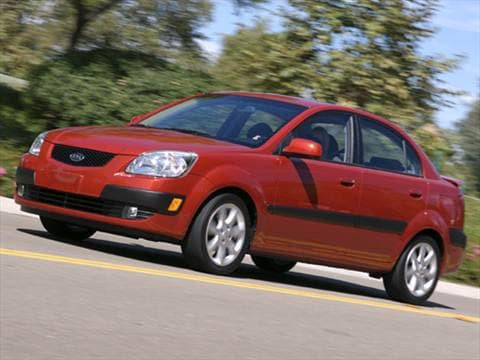2008 Kia Rio Pricing Ratings Amp Reviews Kelley Blue Book