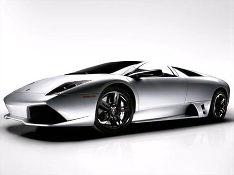 2008 Lamborghini Murcielago LP640 Convertible 2D  photo