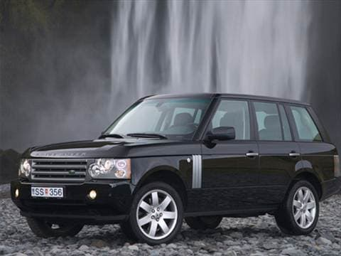 2008 Land Rover Range Rover Sport HSE Sport Utility 4D  photo