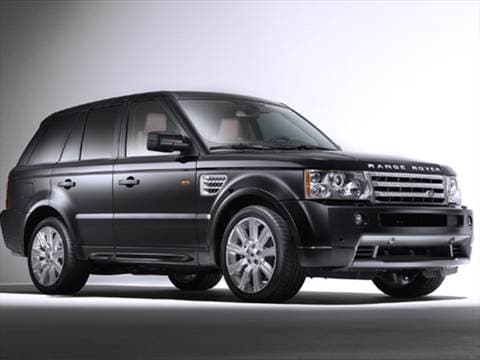 2008 Land Rover Range Rover HSE Sport Utility 4D  photo
