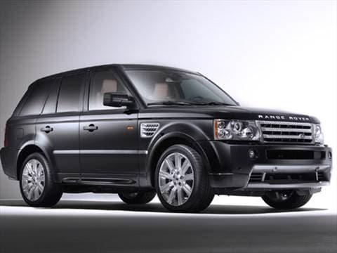 2008 Land Rover Range