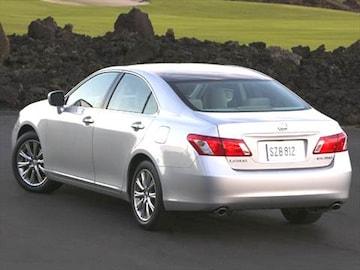 2008 Lexus Es Exterior
