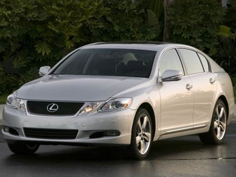 2008 Lexus GS GS 350 Sedan 4D  photo