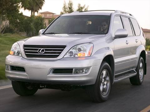 2008 Lexus GX GX 470 Sport Utility 4D  photo