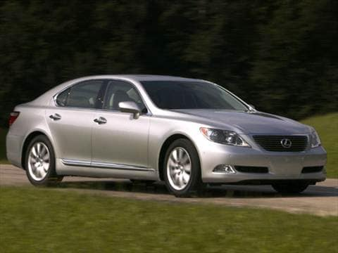 2008 Lexus LS LS 460 Sedan 4D  photo