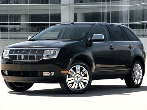 2008 Lincoln Mkx Pricing Ratings Reviews Kelley Blue Book