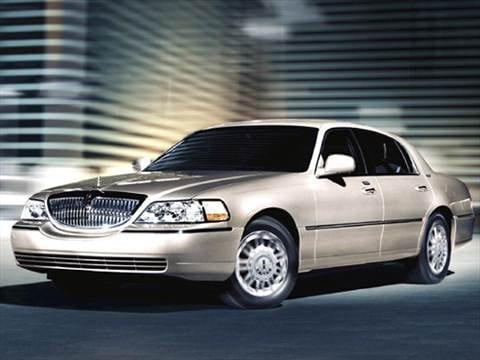 2008 Lincoln Town Car Pricing Ratings Reviews Kelley Blue Book