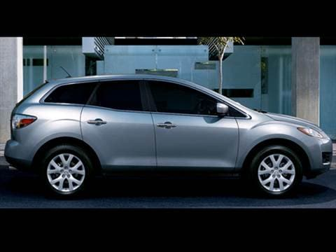 2008 Mazda CX-7 Sport SUV 4D  photo