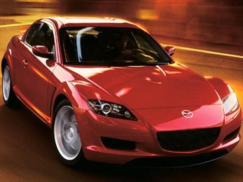 2008 Mazda RX-8 | Pricing, Ratings & Reviews | Kelley Blue Book