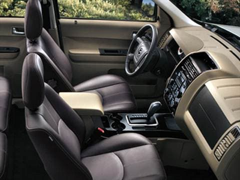 2008 mazda tribute Interior