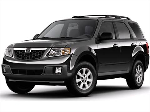 2008 Mazda Tribute HEV Touring Sport Utility 4D  photo