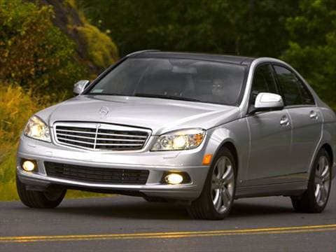 2008 Mercedes-Benz C-Class C300 Luxury Sedan 4D  photo