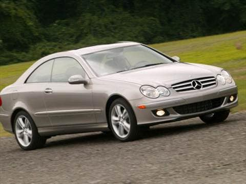 2008 Mercedes Benz Clk Cl