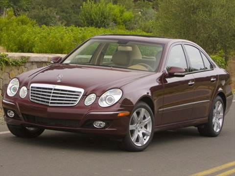 2008 Mercedes-Benz E-Class E350 Sedan 4D  photo