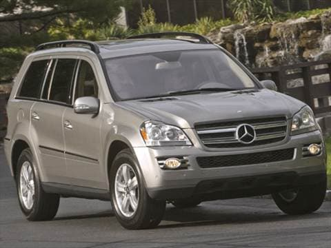 2008 Mercedes-Benz GL-Class GL320 CDI Sport Utility 4D  photo