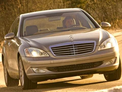 2008 Mercedes-Benz S-Class S550 Sedan 4D  photo