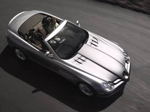 2008 Mercedes Benz Slr Mclaren Pricing Ratings Reviews Kelley