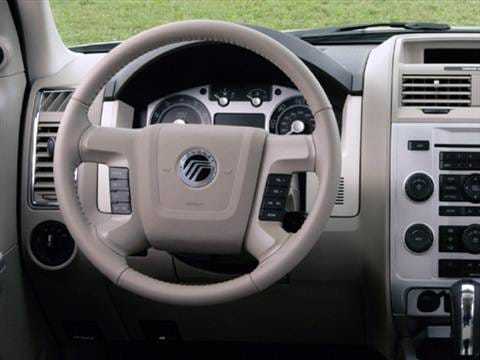 2008 mercury mariner Interior