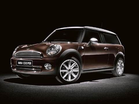 2008 Mini Clubman Pricing Ratings Reviews Kelley Blue Book