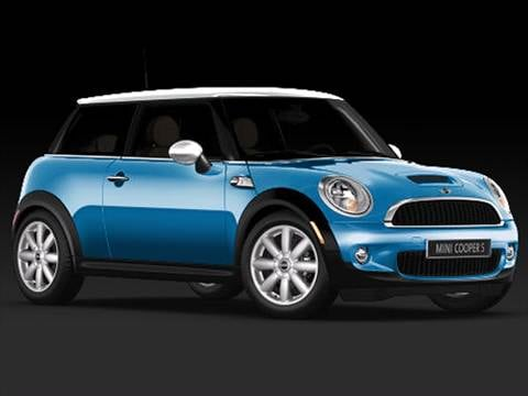2008 MINI Cooper S Hatchback 2D  photo
