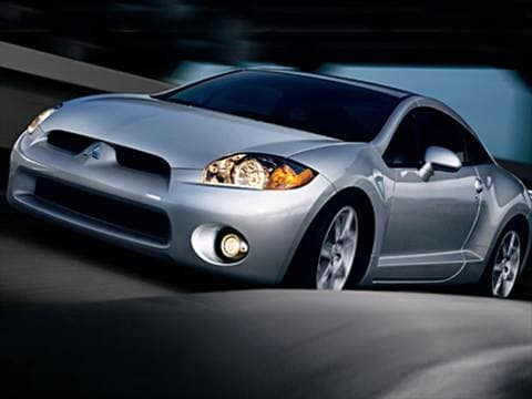 2008 Mitsubishi Eclipse Pricing Ratings Reviews Kelley Blue Book