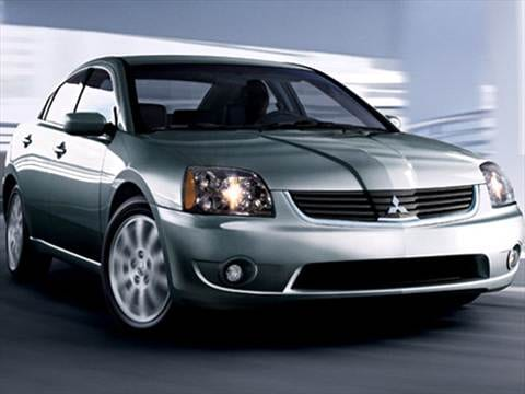 2008 Mitsubishi Galant Pricing Ratings Amp Reviews Kelley Blue Book