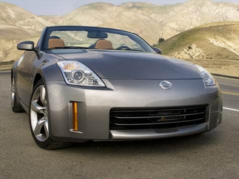 2008 Nissan 350z Pricing Ratings Reviews Kelley Blue Book