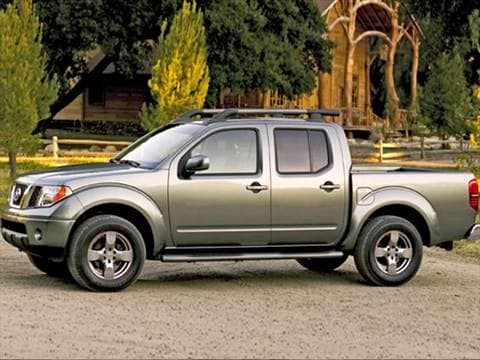 Awesome 2008 Nissan Frontier Crew Cab