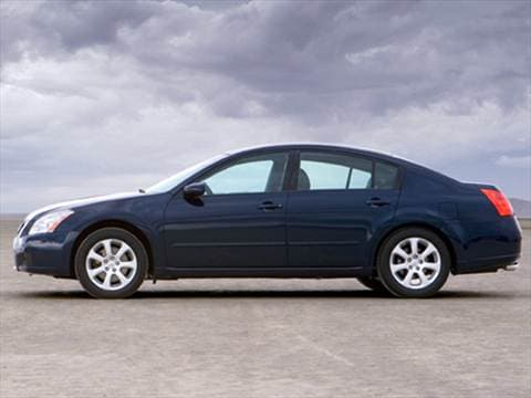 2008 Nissan Maxima Pricing Ratings Reviews Kelley Blue Book