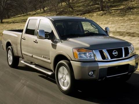 2008 nissan titan crew cab pricing ratings reviews. Black Bedroom Furniture Sets. Home Design Ideas