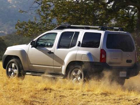 2008 Nissan Xterra Pricing Ratings Amp Reviews Kelley