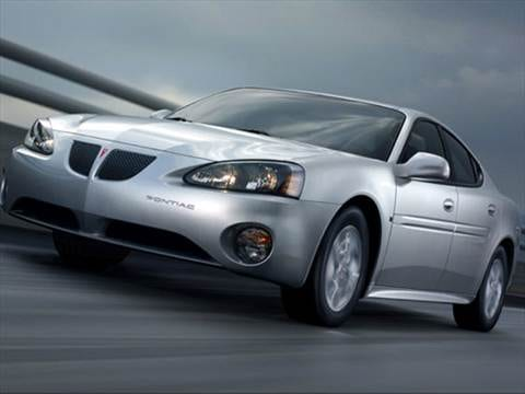 Pontiac Grand Prix Pricing Ratings Reviews Kelley