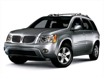 2008 Pontiac Torrent Pricing Ratings Amp Reviews Kelley