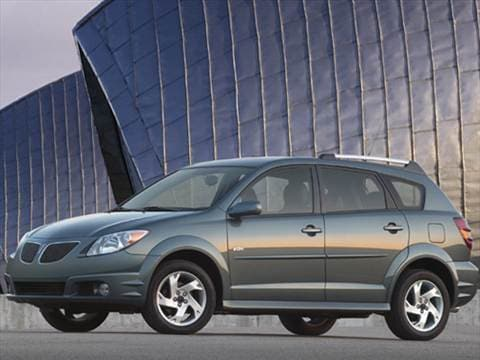 2008 Pontiac Vibe Pricing Ratings Amp Reviews Kelley Blue Book