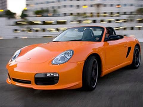 2008 Porsche Boxster Limited Edition Convertible 2D  photo