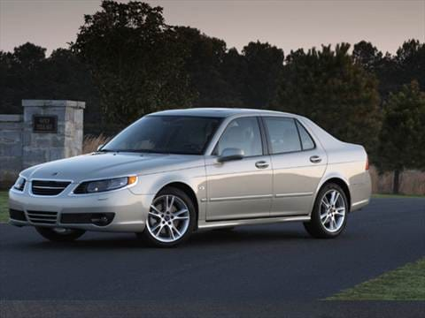 2008 saab 9 5 pricing ratings reviews kelley blue book. Black Bedroom Furniture Sets. Home Design Ideas