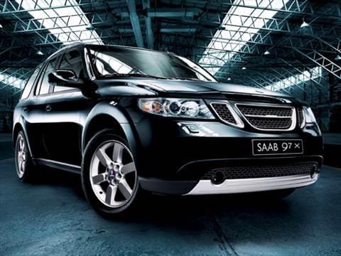 2008 Saab 9 7x